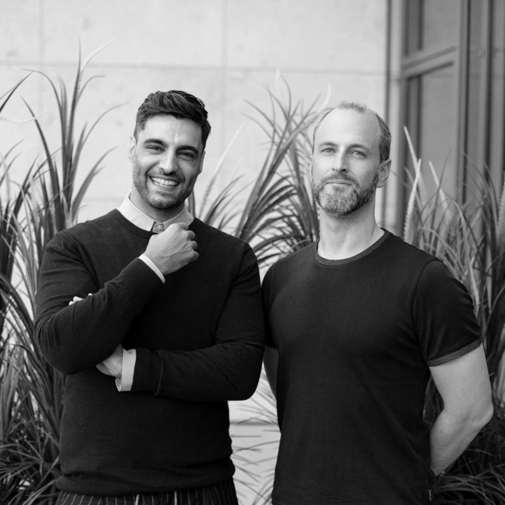 Atilla Sayan und Dominik Maurer Icon Marketing & Brand