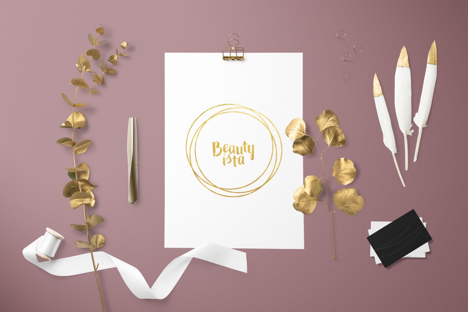Logo Beautyista