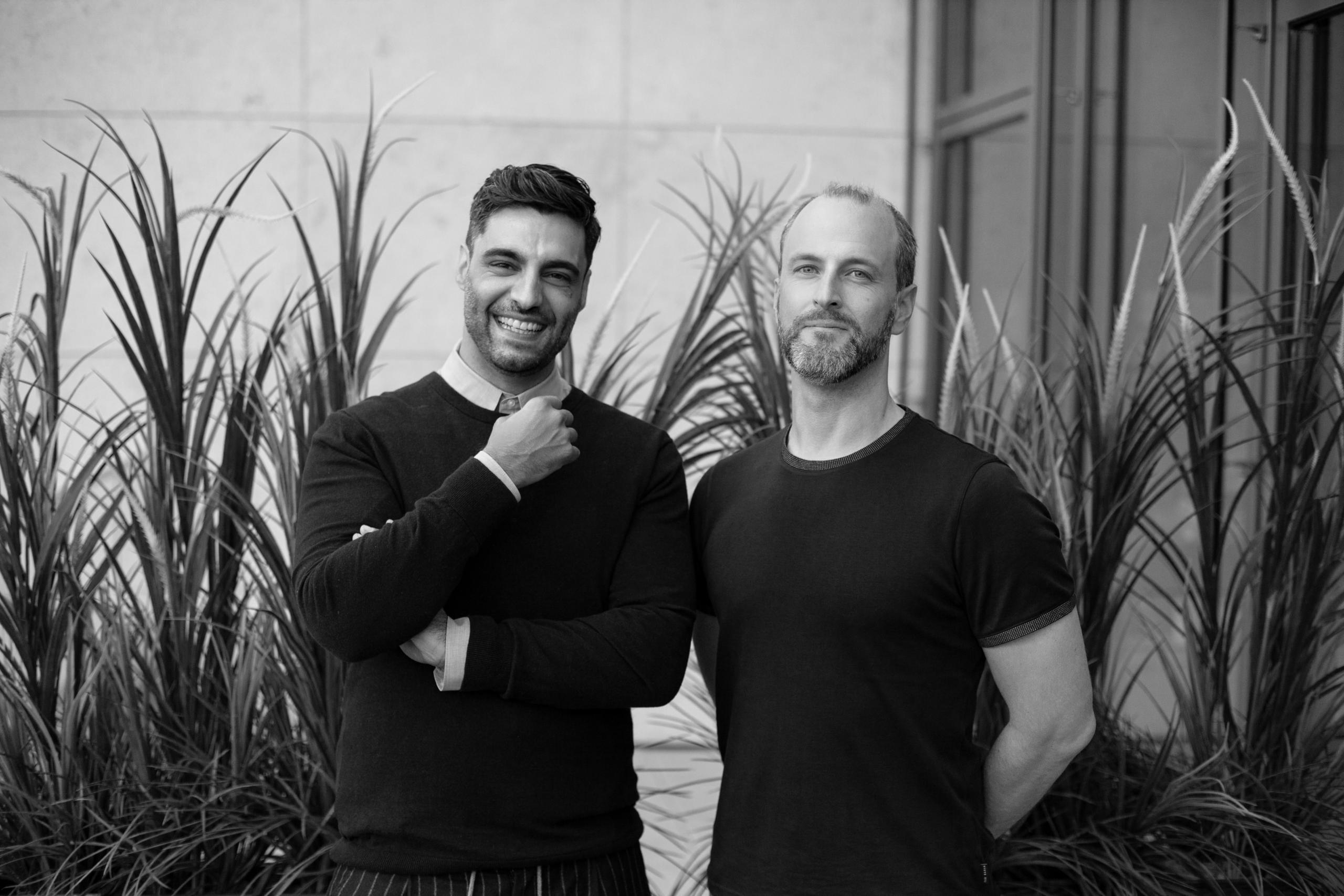 Atilla Sayan & Dominik Maurer von Icon Marketing & Brand